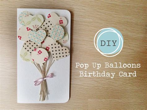 Handmade Beautiful Birthday Cards -