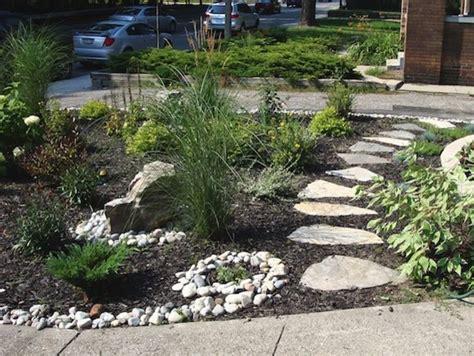 ray johannes landscape design toronto stone pathways traditional landscape