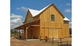barn wood home combination barn home project mpe306