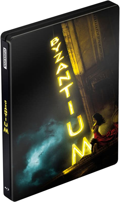 Exclusive Limited Editions At 20ltd by Byzantium Zavvi Exclusive Limited Edition Steelbook