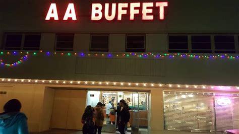 aa buffet restaurant 910 s main st in salinas ca