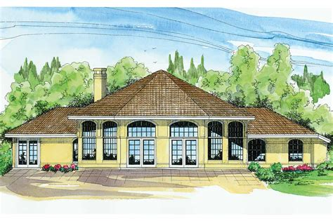 southwestern house plans home design mission luxamcc