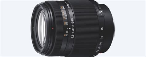 Sony Sal 18 250mm F3 5 6 3 Dt dt 18 250 mm f3 5 6 3 sal18250 sony in