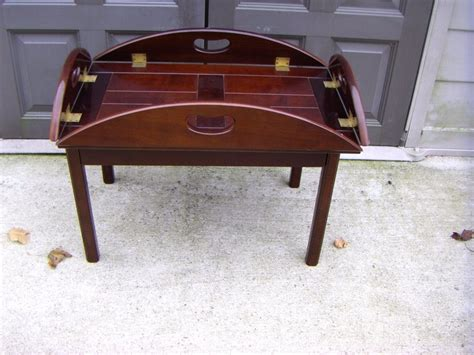 bombay company butler tray coffee table