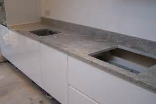 Mirror Tile Backsplash Kitchen Kashmir White Granite Worktops Spm Granite