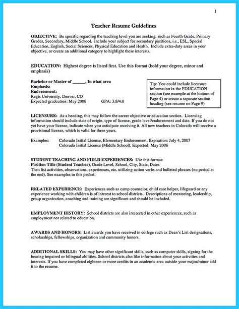 core competencies teacher resume elementary school teacher resume
