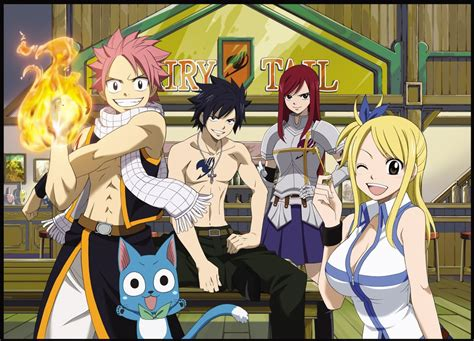 fairy tail manga our manga review fairy tail