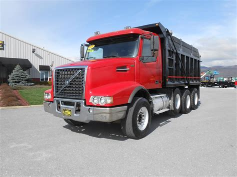 used volvo dump trucks 2006 volvo dump trucks for sale used trucks on buysellsearch