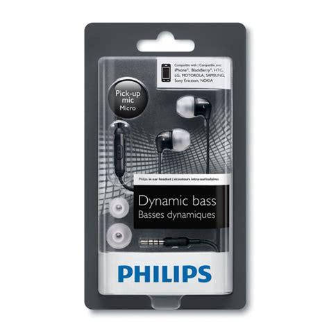 Philips She8500 Stereo Bass Earphone philips she3595bk 28 earphones with dynamic bass and mic black iwoot