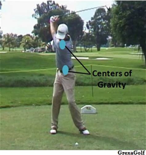 davis love iii swing transferring weight to the front foot