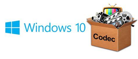 codec imagenes windows 10 windows 10 codecs