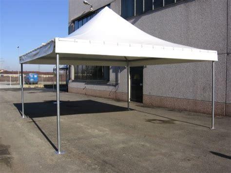 copertura per gazebo in pvc impermeabile gazebo in acciaio zincato e telo di copertura in pvc
