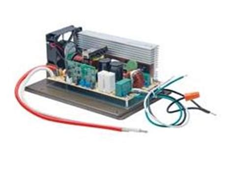 Wfco 8955 Mba by Wfco 55 Power Center Board Assembly Wf8955mba