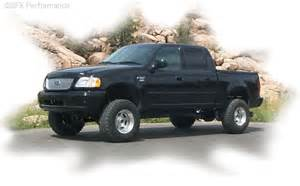 2000 2002 ford f150 2wd3in lift kit performance