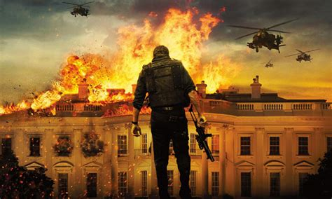 white house burned down hollywood leaves pain of 9 11 behind by burning down the white house in olympus has