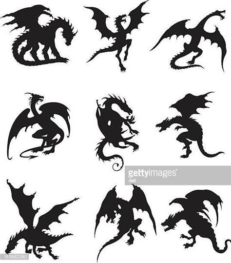 ドラゴンのイラスト素材と絵 getty images
