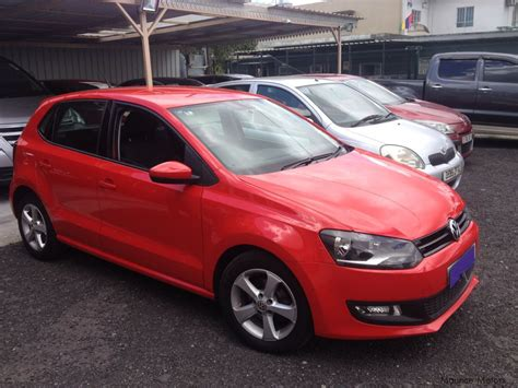 volkswagen polo red used volkswagen polo red 2012 polo red for sale
