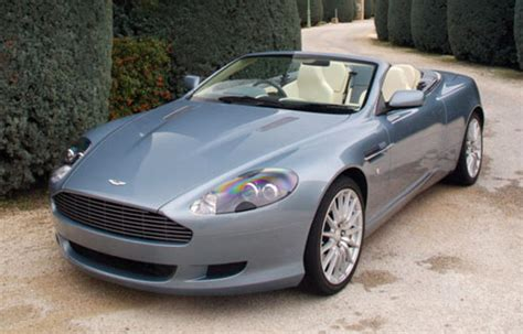 Aston Martin Db9 Msrp by 2007 Aston Martin Db9 News Reviews Msrp Ratings With