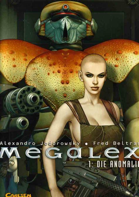 libro megalex el proyecto de escritora elena cardenal expocomic madrid 2010