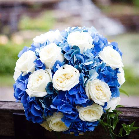 blue flowers for beautiful wedding centerpieces ipunya