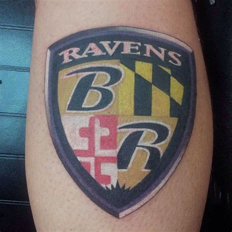 baltimore ravens tattoos 17 best images about baltimore ravens tattoos on
