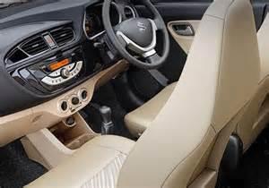 Maruti Suzuki Alto Lxi Interior Maruti Alto K10 Price In India Review Pics Specs