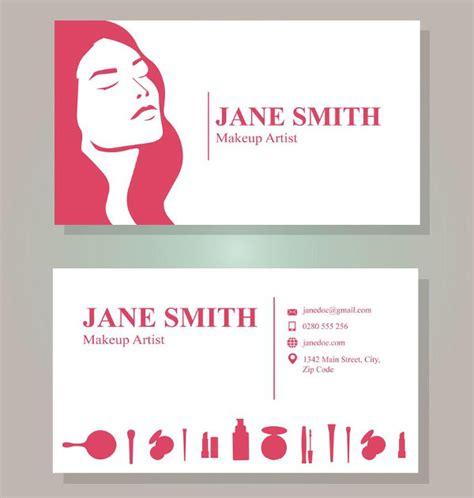 artist business card template free makeup artist business card 25 free premium designs