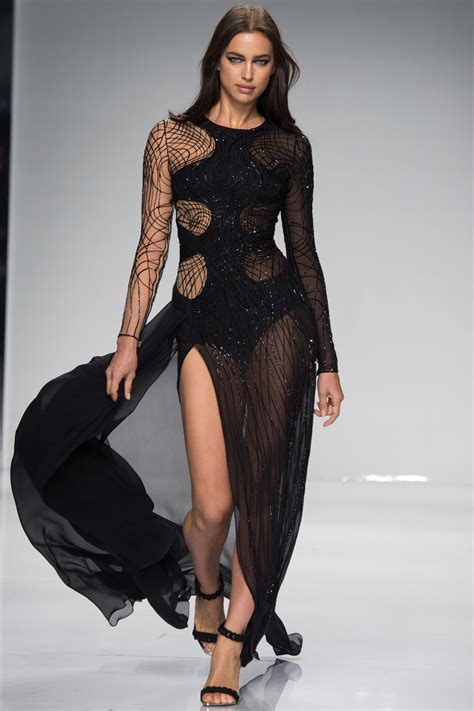 So Longdress Versace atelier versace 2016 couture collection vogue