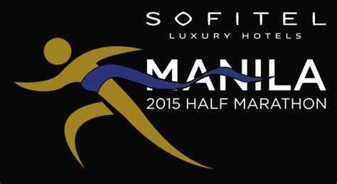 Half Marathons 2015 Sofitel Manila Half Marathon 2015 August 16 2015