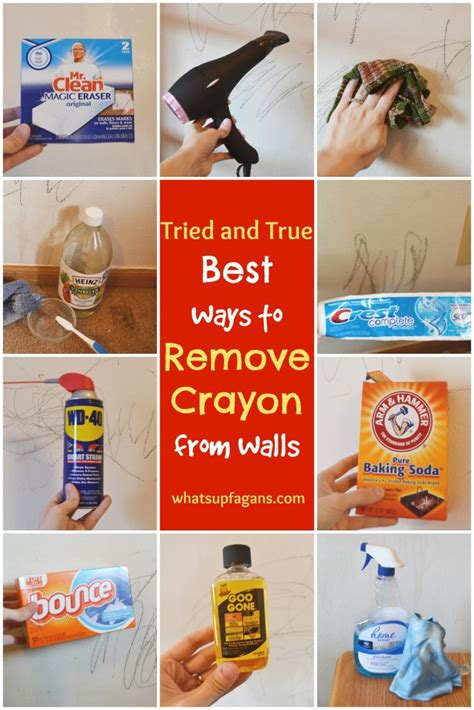 how to remove crayon from couch 14 clever cleaning tips every mom needs in her arsenal