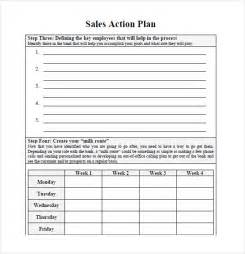 Sales Plan Template 7 free sales plan templates excel pdf formats
