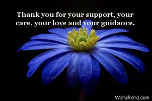 Thank You Letter Friendship Support Thanks For Your Support Quotes Quotesgram