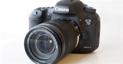 The 7D Mark II is Canon's best DSLR without a full frame