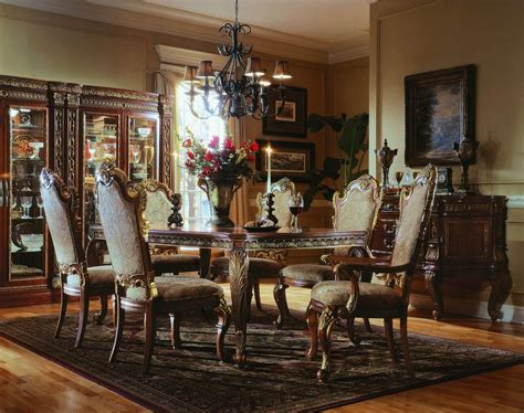 pulaski dining room pulaski royale leg dining collection d575240 homelement com