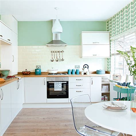 2015 kitchen ideas with fascinating wall treatment homyhouse make a white kitchen more interesting news ideal home