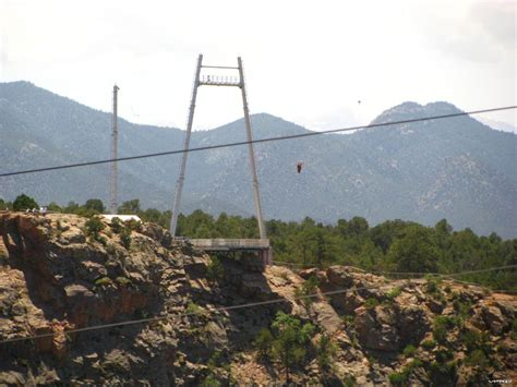 royal gorge bridge swing colorado gets invaded by the pennsylvania dutch
