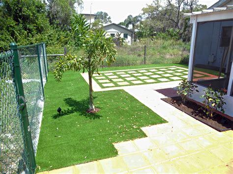 Florida Backyard Ideas Green Lawn Valrico Florida Garden Ideas Small Backyard Ideas