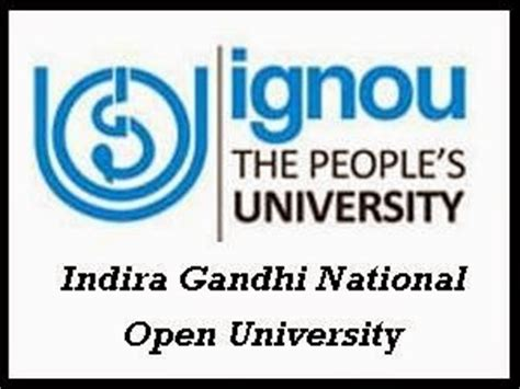 Indira Gandhi National Open Distance Education Mba Courses by Ignou B Ed 2018 Admission Fee Eligibility Syllabus