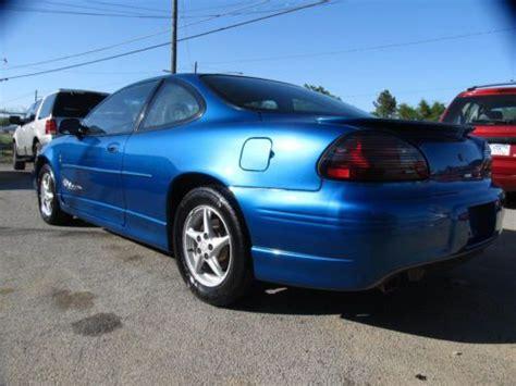 1998 pontiac grand prix gtp parts purchase used 1998 pontiac grand prix gtp coupe 2 door 3