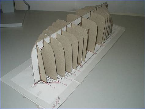cardboard model boat template model boat how to build a clyde puffer