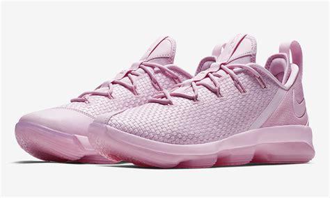 Nike Lebron nike lebron 14 low pink 878635 600 release date sneaker bar detroit
