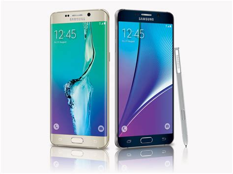 Big W Samsung Phones Samsung Has Two Big New Phones And Even Bigger Ideas Wired