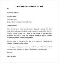 Business Letter Format pics photos formal business letter format sample