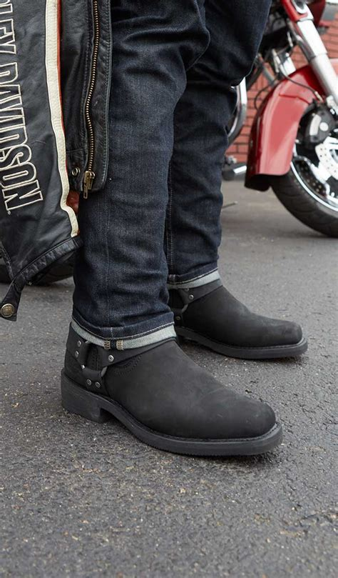 Harley Davidsons Boots by Casual Motorcycle Boots Shoes Harley Davidson Footwear