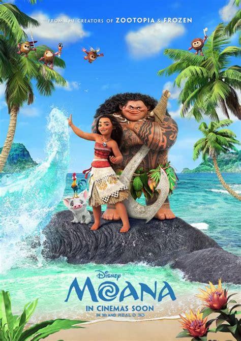 film moana disney moana tops movie box office second weekend fantastic