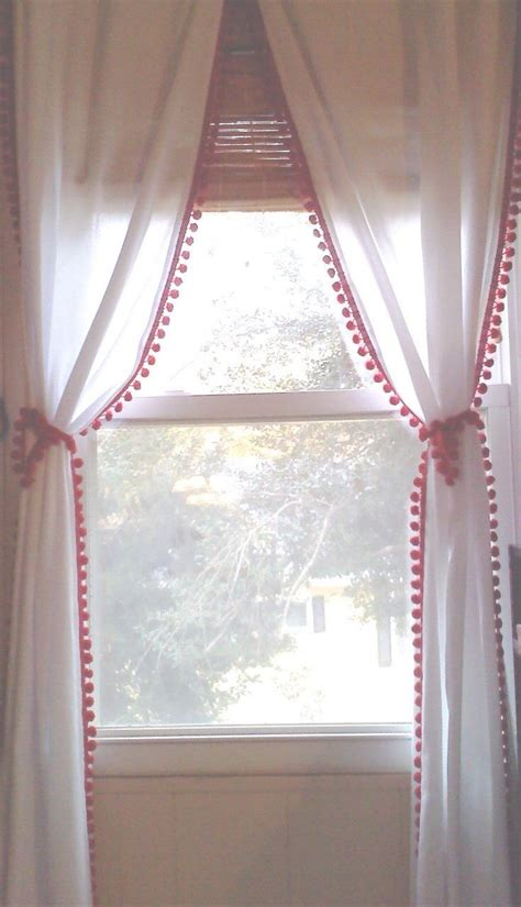 tie up curtain pattern home the honoroak girl curtain tie backs home the honoroak