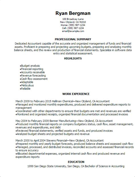 Livecareer Resume Cost by Accounting Finance Resume Templates To Impress Any