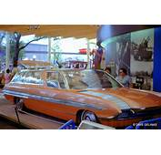 1964 FORD AURORA  CONCEPT CAR Hemisfair San Antonio T