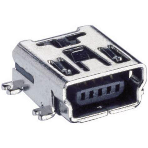 Konektor Usb Bb usb konektor 2 0 conrad sk