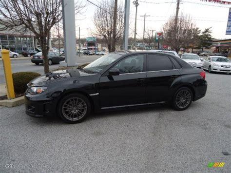 subaru sti 2011 black obsidian black pearl 2011 subaru impreza wrx limited sedan